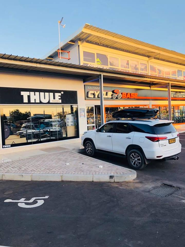 Thule Box Happy Customer