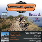 Gaborone Quest – 2 Day Mountain Bike Stage Race